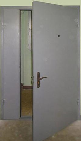 Железные двери в подъезд - OOO «Металл Комфорт Сервис»  в Одессе