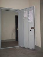Изготовление подъездной двери