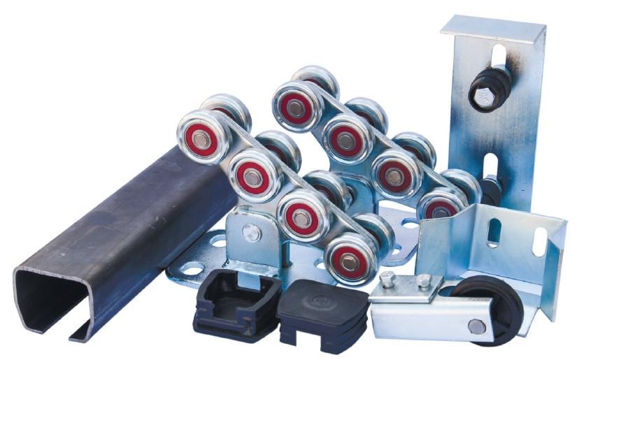 Фурнітура для відкатних консольних воріт Roll Grand до 500 кг 5 м