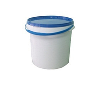 Ведро 20 л. пластиковое для пищевых продуктов код 20000V