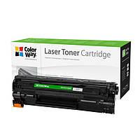 Картридж лазерный совместимый HP (CB435, CB436, CE285, Can.712, 725)