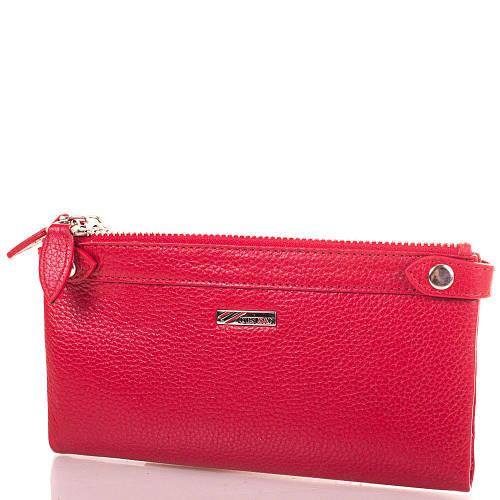 Оригинальный женский кожаный кошелек Desisan Артикул: SHI320-1 красный