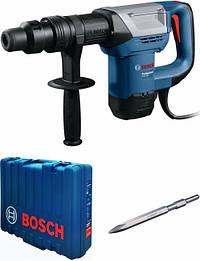 Відбійний молоток Bosch GSH 500 бетонолом 1100 Вт 7,5 Дж SDS max