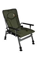 Коропове крісло Elektrostatyk з підлокітниками (навантаження до 110 кг)(F5R)