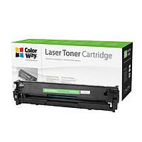 Картридж лазерный совместимый HP (CB541) CP1215, CP1515 Cyan