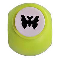 Фигурный дырокол (компостер) Бабочка 1 см