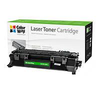 Картридж лазерный совместимый HP (CE505, 280A) LJ P2035, P2055, M425dn
