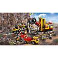 Конструктор аналог Lego City Шахта Зона горных экспертов, 919 дет, фото 7