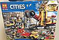 Конструктор аналог Lego City Шахта Зона горных экспертов, 919 дет, фото 6