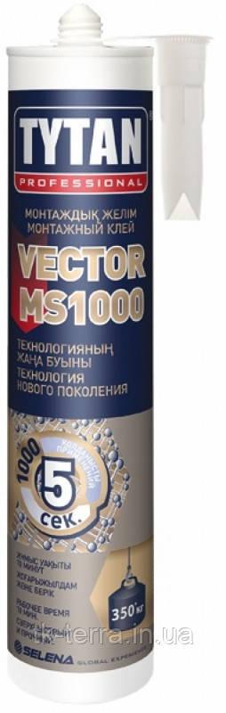 Клей Tytan Vector MS белый