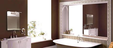 Теплое зеркало в ванной