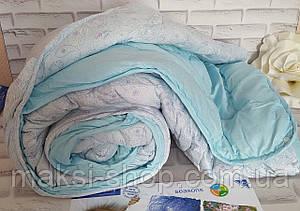 Одеяло евро размер 4 сезона двойное на кнопках О-800