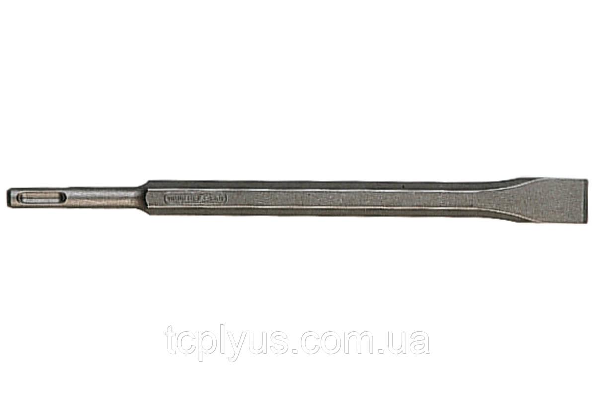 Зубило SDS-plus 250 мм плоске Metabo
