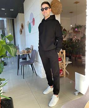 Чоловічий спортивний костюм на флісі «Кишеню» в кольорах