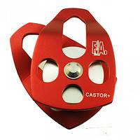 Блок с поворотными щечками CASTOR