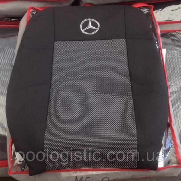 Авточехлы на Mercedes C(W204) 2007-2014 sedan, Мерседес С (W204)