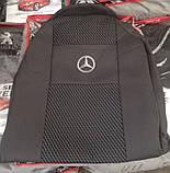 Авточехлы на Mercedes C(W204) 2007-2014 sedan, Мерседес С (W204), фото 4