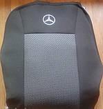 Авточехлы на Mercedes C(W204) 2007-2014 sedan, Мерседес С (W204), фото 5