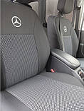 Авточехлы на Mercedes C(W204) 2007-2014 sedan, Мерседес С (W204), фото 6
