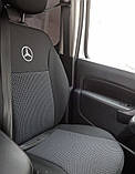 Авточехлы на Mercedes C(W204) 2007-2014 sedan, Мерседес С (W204), фото 7
