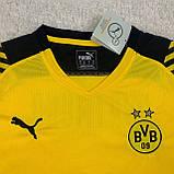 Футбольная форма Боруссия Д/ Borussia Dortmund football uniform 2021-2022 дом, фото 3