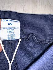 Утепленные спортивные брюки на мальчиков оптом, Taurus, 98-128 рр, фото 3