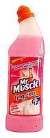 """Мистер Мускул """"Супер Сила"""", с микро-гранулами """"Цветочный"""" 1л"""