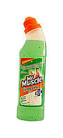 "Мистер Мускул ""Супер Сила"", с микро-гранулами ""Свежесть утра"" 450мл"
