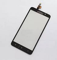 Оригинальный тачскрин / сенсор (сенсорное стекло) для Lenovo A850+ (черный цвет)