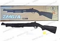 Автомат ZM 61A Винчестер,Игрушечное помповое ружьё из металла,пневматическое ружьё,игрушечное оружие+пульки6мм