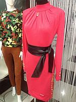 Платье женское на флисе