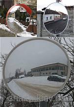 Дорожные (уличные) сферические зеркала безопасности