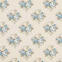 Ткань для рукоделия Tilda Lizzie Teal, 480710