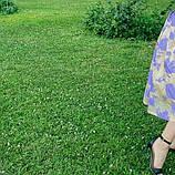 Альпийский луг- Газон с цветами цветущий низкорослый газон для сада для ленивых, фото 2