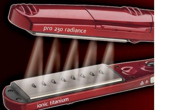 Плойка BaByliss Pro 230 Radiance (Бейбилис Про 230 Редиенс) - уход за волосами