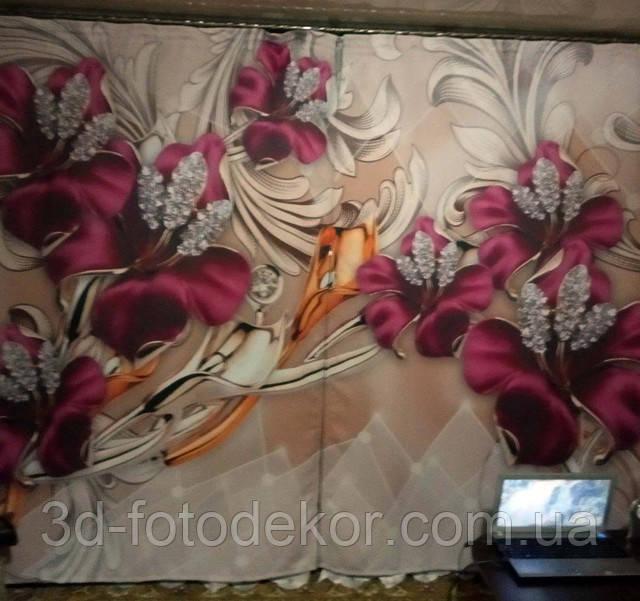 тканини для фото штор