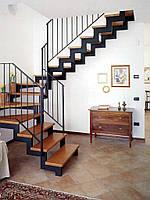 Лестница межэтажная в дом