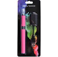 Электронная сигарета EVOD MT розовая 900 мАч (EC-004)