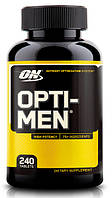Opti-Men Optimum Nutrition, 240 таблеток