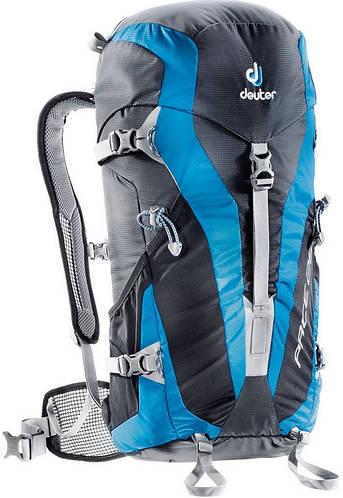 Мужской прочный рюкзак для скитуринга DEUTER Pace 26, 3300115 7303 черный