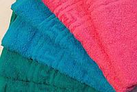 Махровые полотенца. Состав 100% хлопок. Размер 40*70
