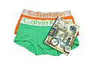 Набор белья подарочный Calvin Klein Steel (Fusien, 2 шт.), фото 2