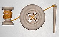 Iграшка-шнуровка (велика)