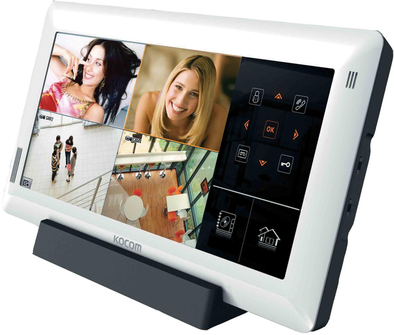 Видеодомофон KVR-A510 White