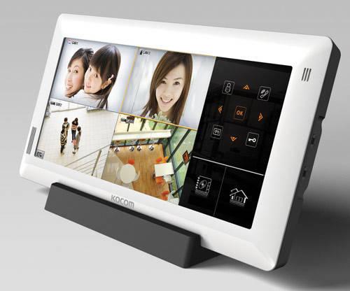Видеодомофон KVR-A510 White, фото 2