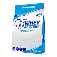 Протеїн 6PAK Nutrition 80 Whey Protein, 908 грам Печиво