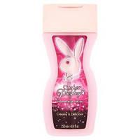 Крем для душа женский Super Playboy Creamy Delicious 250 ml
