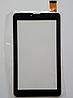 Оригинальный тачскрин / сенсор (сенсорное стекло) для Supra M727G   M728G (черный цвет, самоклейка)