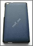 Синий tri-fold case чехол-книжка для планшета Asus Zenpad C P01Y Z170C Z170CG, фото 7