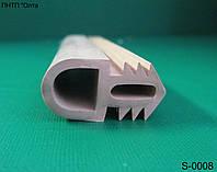 Профиль резиновый силиконовый